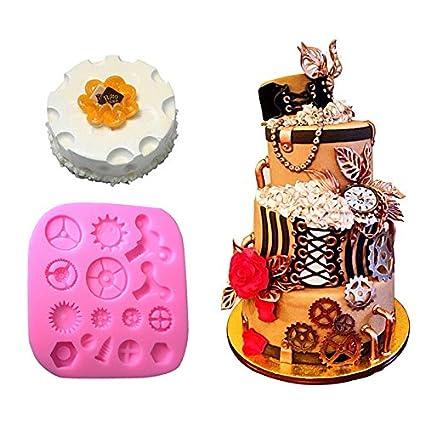 Paleo Steam punk engranajes de ruedas dentadas accesorios de cocina ...