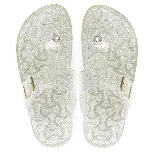 Glitter Thong Sandal - 5