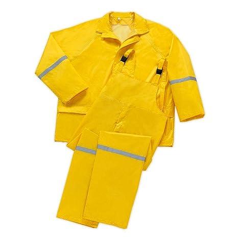 Amazon.com: traje de lluvia de 3 piezas XL: Home Improvement
