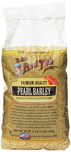 Bob's Red Mill Barley Pearl, 30-ounces (Pack of4)