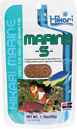buy hikari marine aquarium fish food 50g online at low prices in