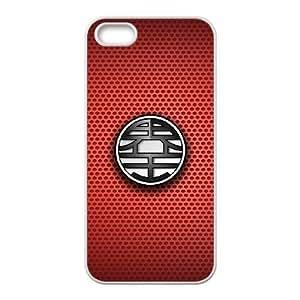 iPhone 5,5S Phone Case White Dragon Ball Z VMN8121779