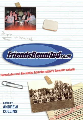 Friends Reunited by Solanas, Sian published by Non Basic Stock Line (2003) [Hardcover]
