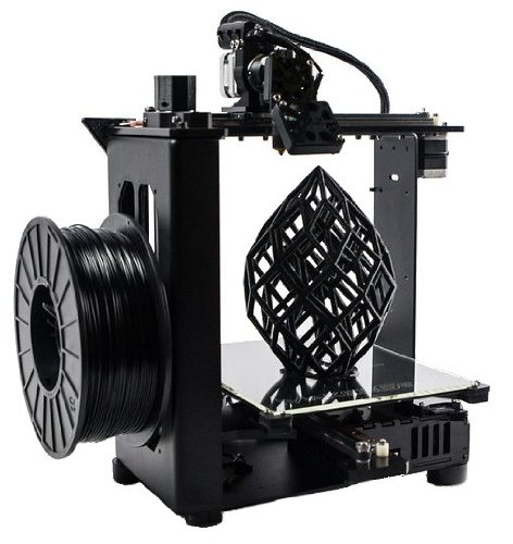 MakerGear M2 Desktop 3D Printer - 203 x 255 203 mm