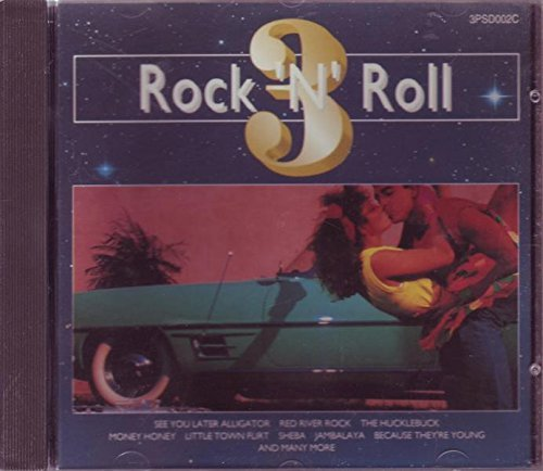 Price comparison product image Rock`n`Roll (3CD´s)(MCPS)(75 Songs)