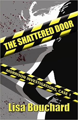 Image result for The Shattered Door by: Lisa Bouchard