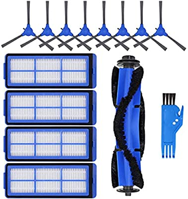 Vacuum Cleaner Replace Parts Brush Filter Kits For Eufy RoboVac 11S 15C 30C Max
