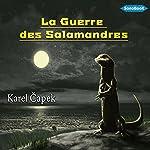 La Guerre des Salamandres   Karel Čapek