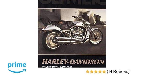 Harley Davidson Ac Wiring Diagram : Amazon clymer harley davidson vrsc series automotive