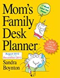 Mom's Family Desk Planner 2013