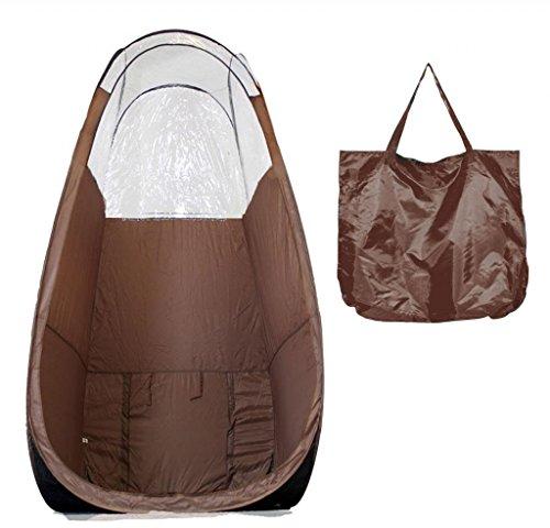 Original Instant Airbrush Tanning Tent Brown