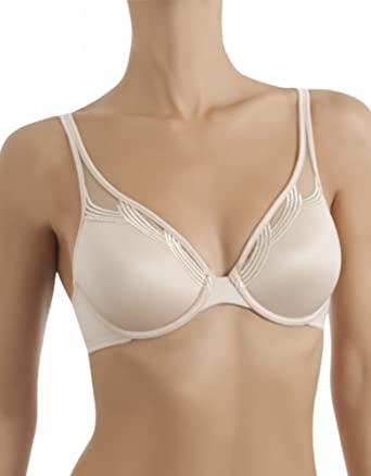 673cabe68596b Amazon.com  Wacoal Women s Full Figure Pure Couture Contour Bra ...