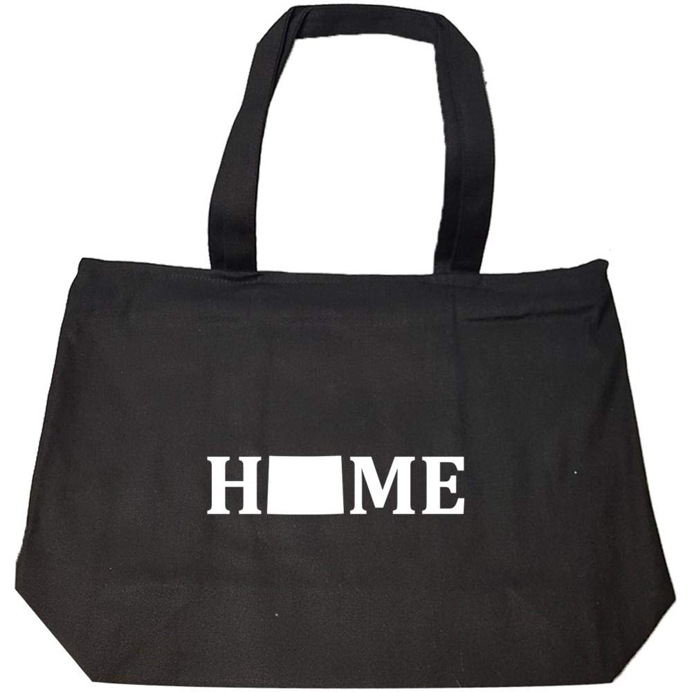 Wyoming Is Home USA State Pride - Fashion Zip Tote Bag