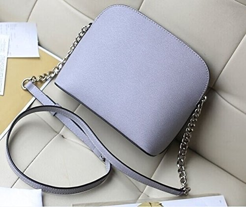 Naomi New Fashion shoulder bags Famous Designers Brand handbags women messenger bags PU LEATHER Shell hot selling Grey one size
