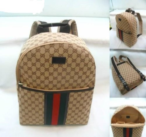 5fa724c5e745 Amazon.com   Men s Women s Luxury Gucci Inspired Backpack   Hiking Daypacks    Sports   Outdoors