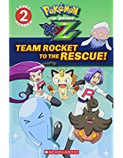 Team Rocket to the Rescue! (Pokémon Kalos: Scholastic Reader, Level 2)