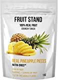 #6: Fruit Stand Real Pineapple Pieces, 1 Ounce (Pack of 6)