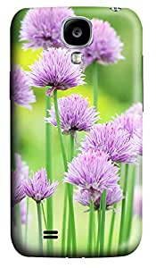 Samsung Galaxy S4 I9500 Cases & Covers - Natural Pink Flower Beautiful Custom PC Soft Case Cover Protector for Samsung Galaxy S4 I9500