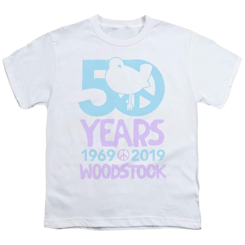 Woodstock 50 Years Kids T-Shirt