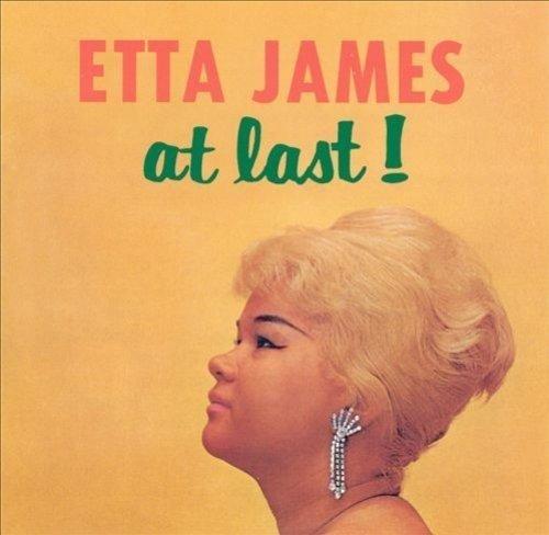 CD : Etta James - At Last / Second Time Around + 7 Bonus Tracks (Spain - Import)