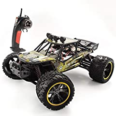 Emote control off road truck hobby grade army green monster