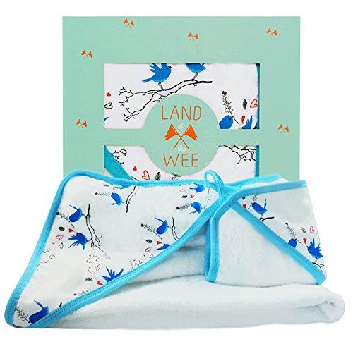 Land Wee Newborn Washcloth Absorbent