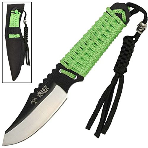 Zombie Killer Outdoor Emergency Spay Point Knife