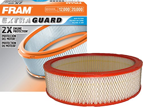 FRAM CA127 Extra Guard Round Plastisol Air Filter