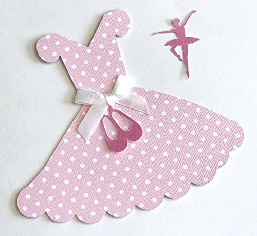 Ballerina Baby Shower Invitations - 9