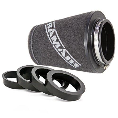 Ramair Filters cc-296-uni Universal cuello rendimiento cono aire anillos reductores