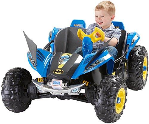 Power Wheels Batman Dune Racer