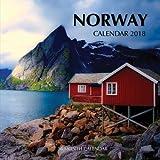 Norway Calendar 2018: 16 Month Calendar