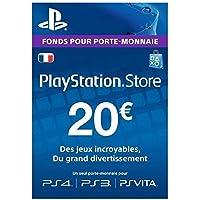 Playstation Network Card 20 EUR