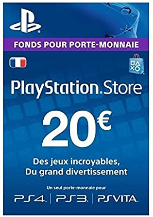 Playstation Network Cards 20 Euros Amazon Co Uk Pc Video Games