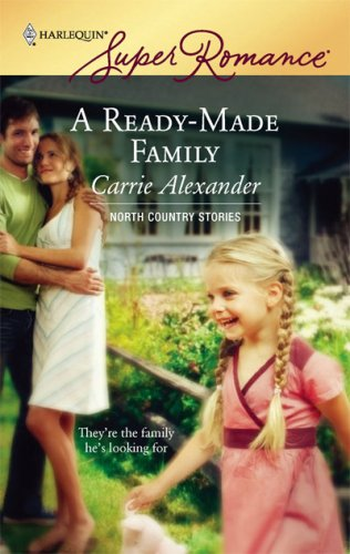 book cover of A Ready-Made Family