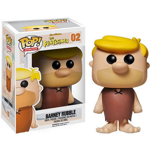 Flintstones Funko POP! Barney Rubble 3.75