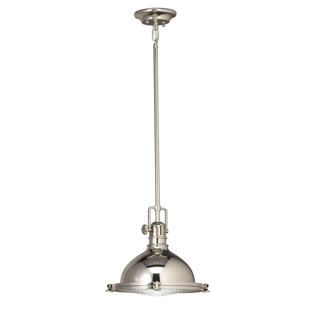 Kichler 2665PN One Light Pendant Ceiling Pendant Fixtures