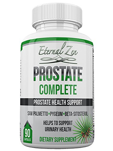 Beta Green Tea (Complete Prostate Support Supplement with Saw Palmetto Pygeum Beta-sitosterol Zinc Red Raspberry Graviola Leaf Green Tea Leaf Helps with Frequent Urination and to Support a Healthy Urinary Tract)