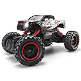 #7: Blexy RC Car Off-Road Rock Crawler 2.4Ghz 4WD Remote Control Vehicle 1/14 Electric Racing Monster Truck with LED Headlights