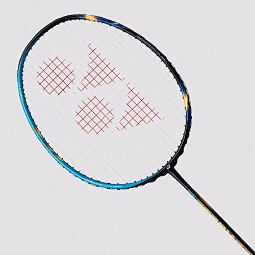 Yonex Astro X 2017 New Badminton Racket (Strung, Metallic Blue)