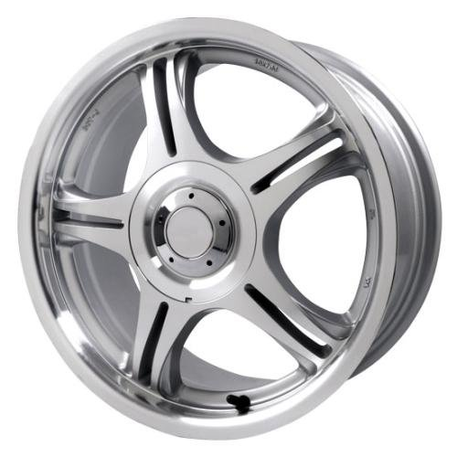 Primax Wheel 333 Machined Silver Wheel - Aluminum Wheel Machined