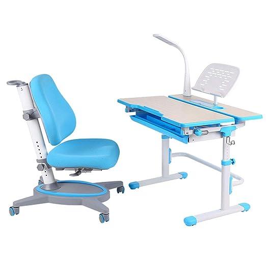 Juegos de mesas y sillas Mesa de Estudio para niños y Juego de ...