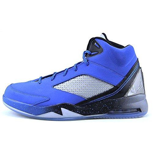 Nike Air Jordan Flight Remix Mens Trainers Shoes sport blue black cool grey 403 sale shopping online MGJJAkW