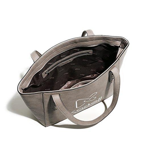 luxe fourre Marron femmes marque provisions à Sac sac main Marron les de à tout sac sac à bandoulière pour Kadell fBqTAxq