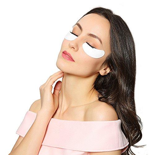 Beauty7 Korean Eye Pad Lint Free Eye Patch for Eyelash Extension 5 / 10 / 25 / 50 / 100 Pairs (100 Pairs)