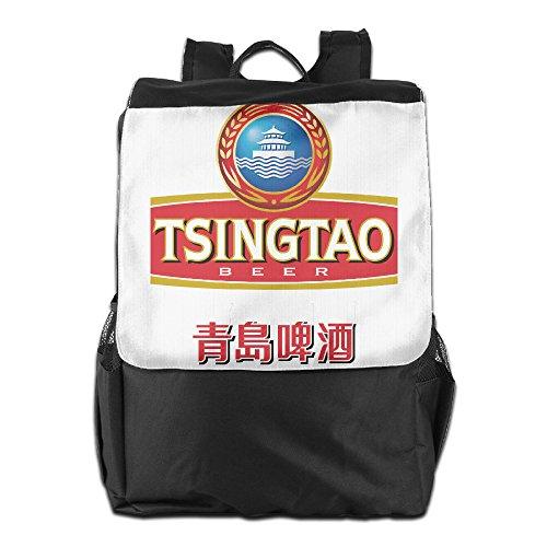 tsingtao-beer-logo-old-daypack-travel-backpack-for-men-women-boy-girl