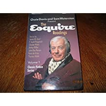 The Esquire Readings/2-Audio Cassettes/20212 (Classic Fiction Series)