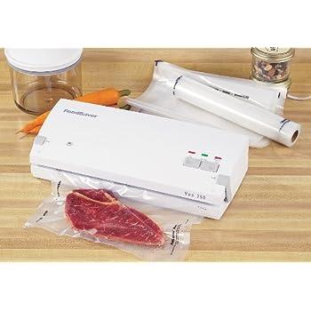 amazon com foodsaver vac 750 vacuum sealers kitchen dining rh amazon com FoodSaver Vacuum Sealer Parts Diagrams FoodSaver Bags Walmart