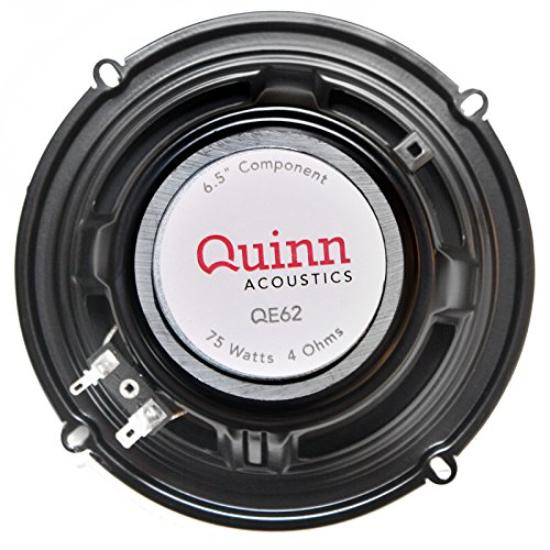 Quinn Acoustics QE62 6.5 inch Component Speakers 5558986343