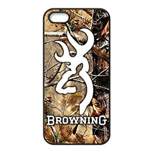 Autumn scenery Browning Cell Phone Case for Iphone 5s by Maris's Diary